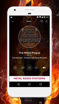 Metal Radio Stations - The Best Metal Music Online screenshot 3