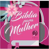 Bíblia para Mulher MP3 icono