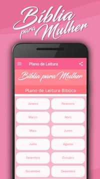 Bíblia para Mulher MP3 captura de pantalla 5
