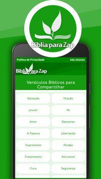 Bíblia para Zap screenshot 5