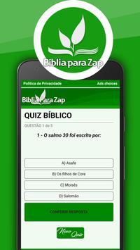 Bíblia para Zap screenshot 7