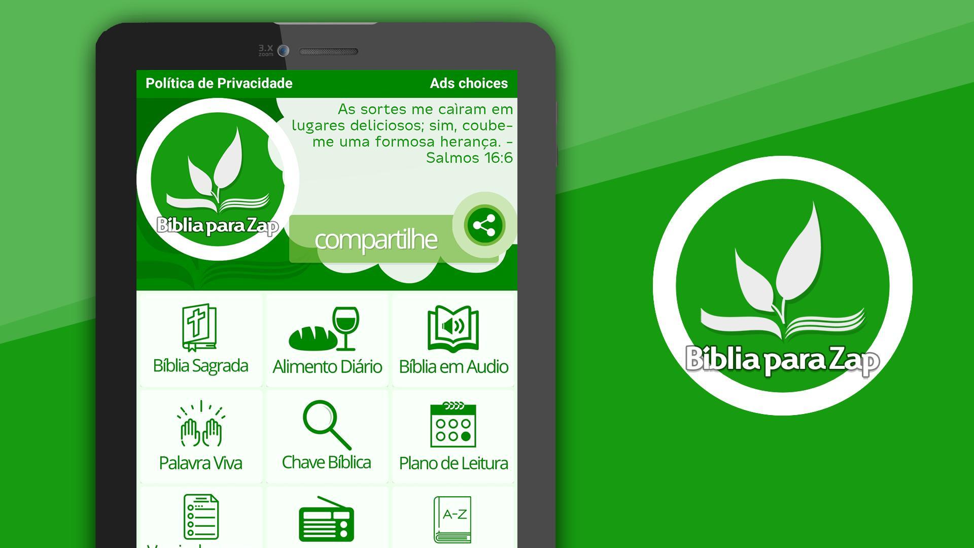 biblia em audio download
