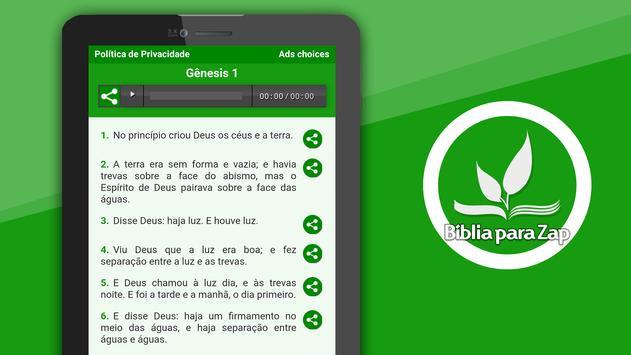 Bíblia para Zap screenshot 9