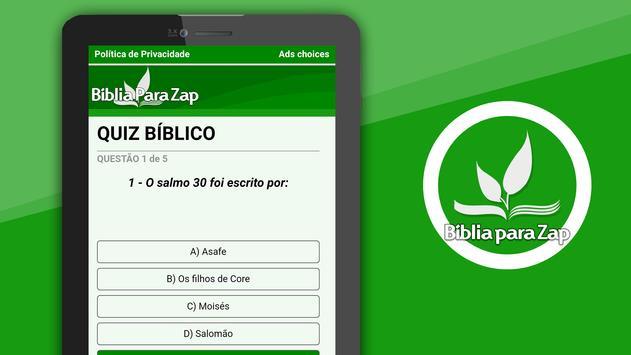 Bíblia para Zap screenshot 15