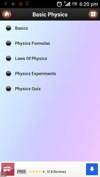 Basic Physics Cartaz