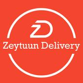 Zeytuun Driver App icon