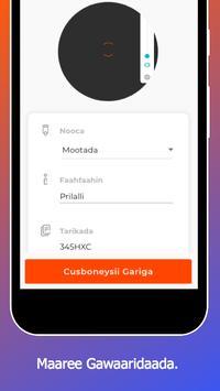 Zeytuun Driver App screenshot 5