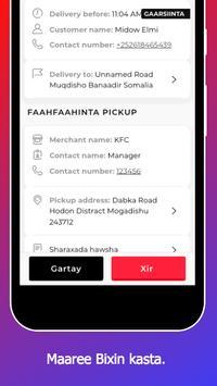 Zeytuun Driver App screenshot 3