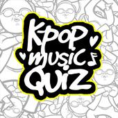 Kpop Music Quiz (K-pop Game) icon