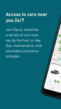 Zipcar पोस्टर