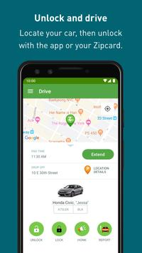 Zipcar screenshot 4