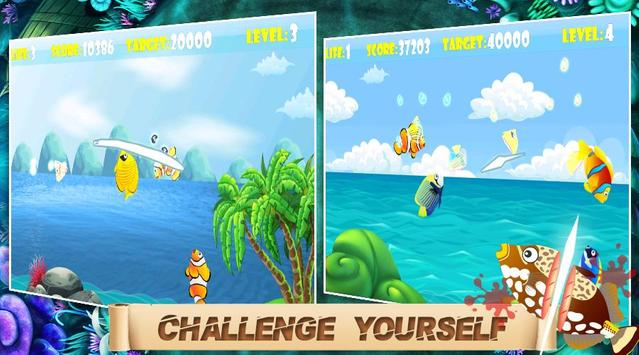 Ninja Fish screenshot 3