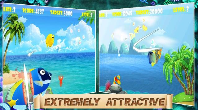 Ninja Fish screenshot 5