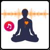 Ücretsiz rahatlama için meditasyon müziği simgesi