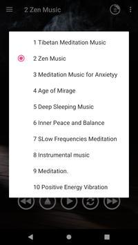 4 Schermata Musica di meditazione per il relax libero