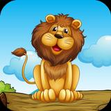 Животные детям Обучающие игры