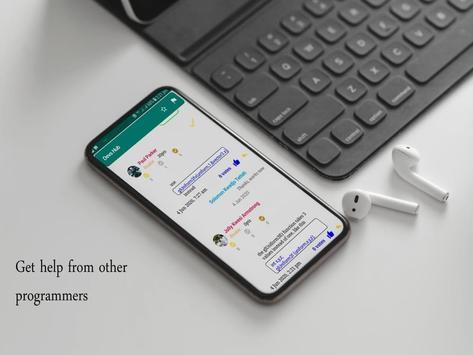 Devs Hub screenshot 2