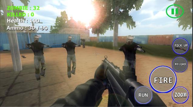 Real Zombie Kill screenshot 7