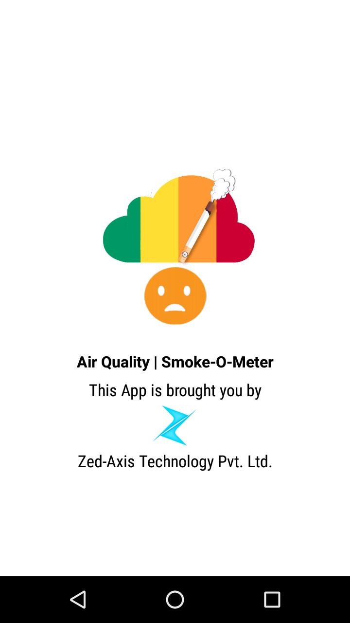 Air Quality : Smoke-O-Meter for Android - APK Download