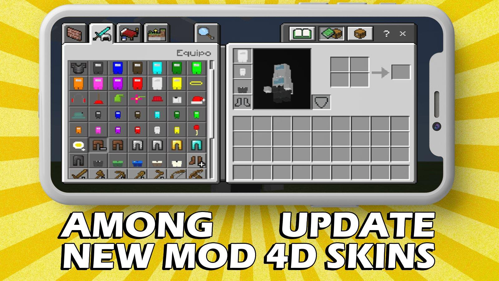 New Map Among Us For Minecraft Pocket Edition Para Android Apk Baixar