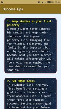 Success Tips screenshot 3
