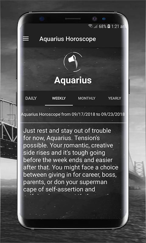 Aquarius ♒ Daily Horoscope 2019 for Android - APK Download