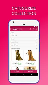 Zeelshops India Online Shopping App screenshot 5