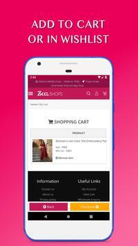 Zeelshops India Online Shopping App screenshot 2