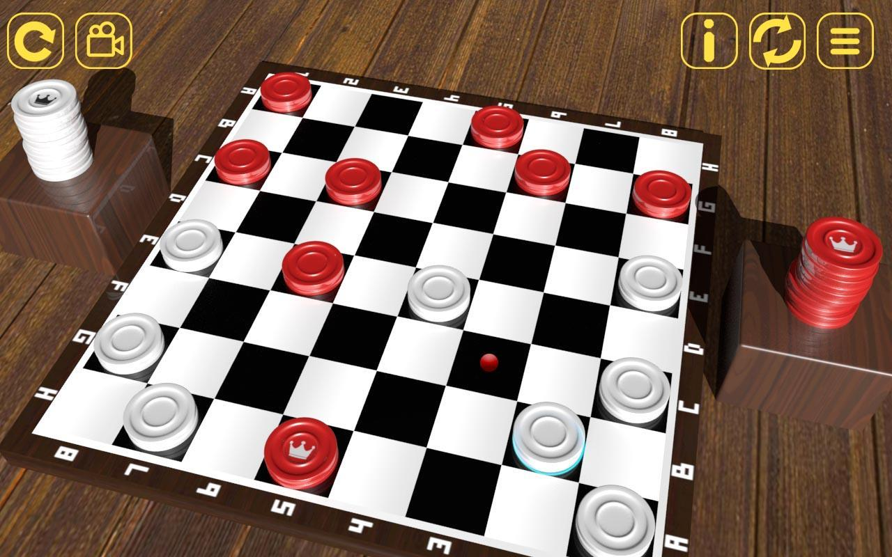 Download checkers free: draughts game for android   myket.