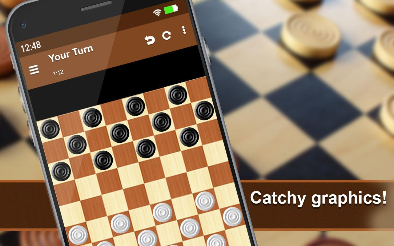 Checkers free: draughts game for android apk download.