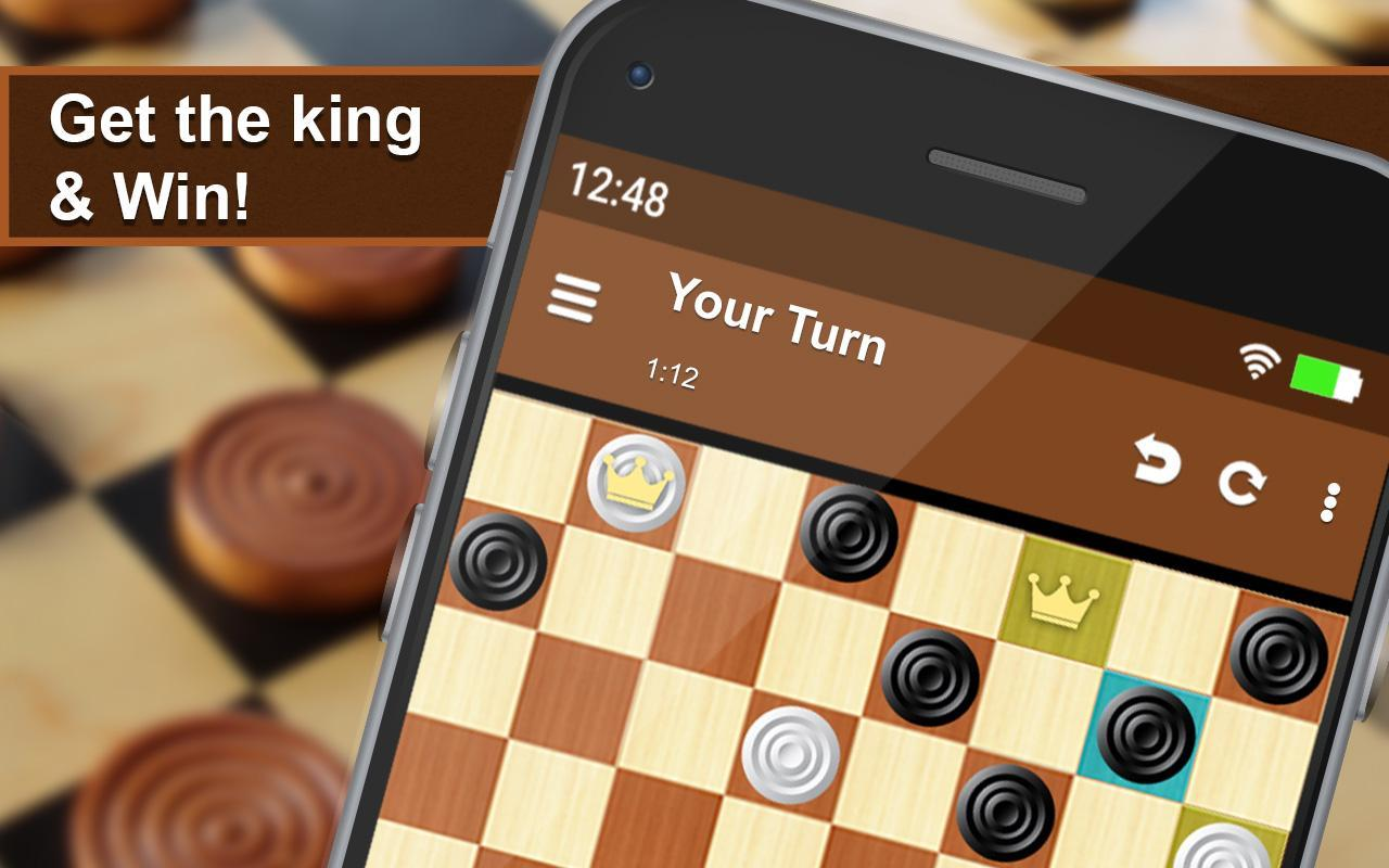 Download checkers hd apk for android free   mob. Org.