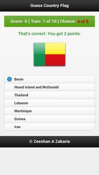 Guess Countries Flags screenshot 1