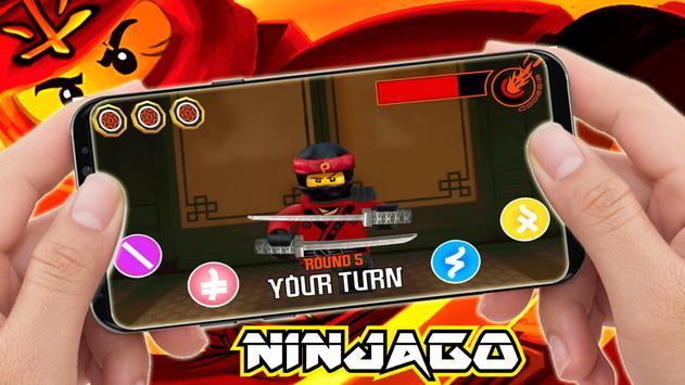 Kai Ninja Go Master of Fire poster