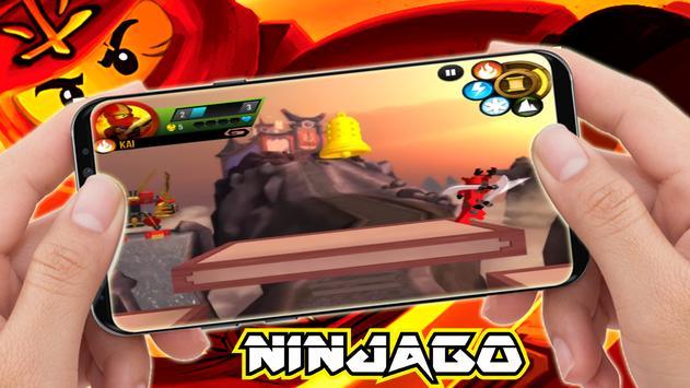 Kai Ninja Go Master of Fire screenshot 2