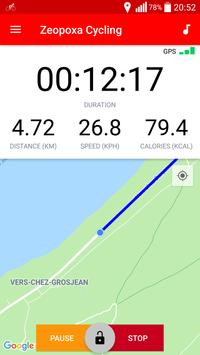Cycling - Bike Tracker 海报