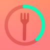 Zero Calories vasten-tracker voor gewichtsverlies-icoon