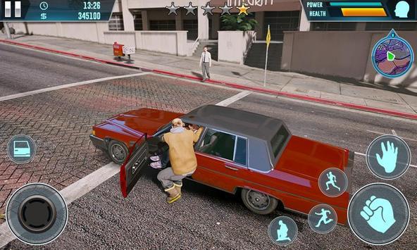 Gangster Survival 3D - Crime City 2019 poster