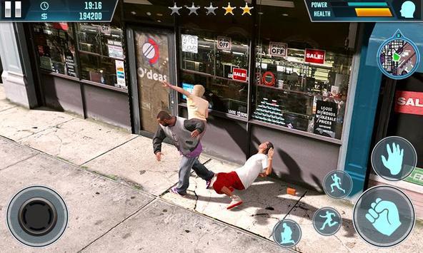 Gangster Survival 3D - Crime City 2019 screenshot 1