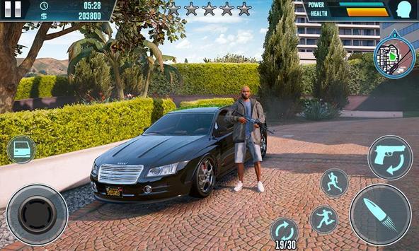 Gangster Survival 3D - Crime City 2019 screenshot 2