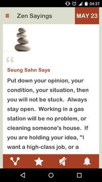 Zen Saying Daily screenshot 6