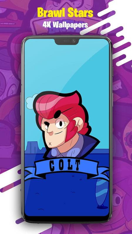 Brawl Stars Wallpapers For Android Apk Download