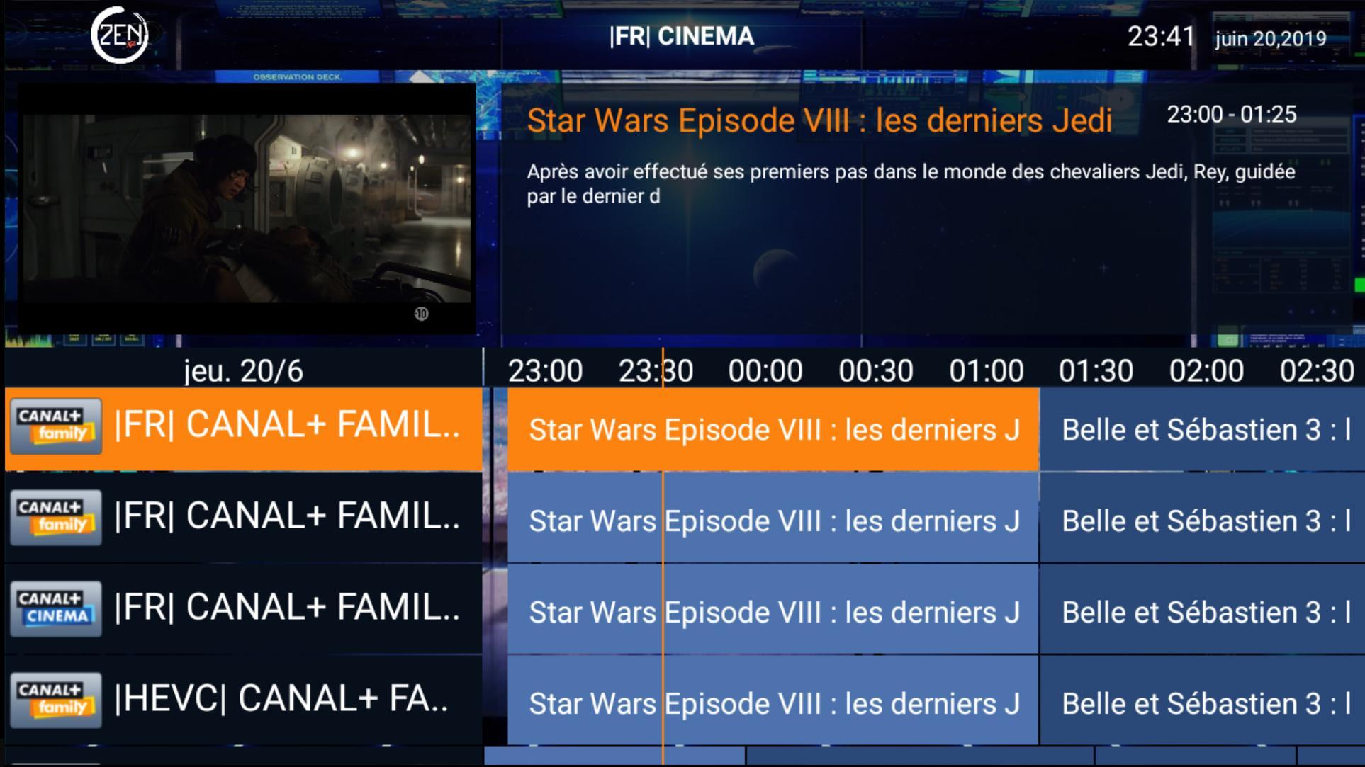 ZenXPTV for Android - APK Download