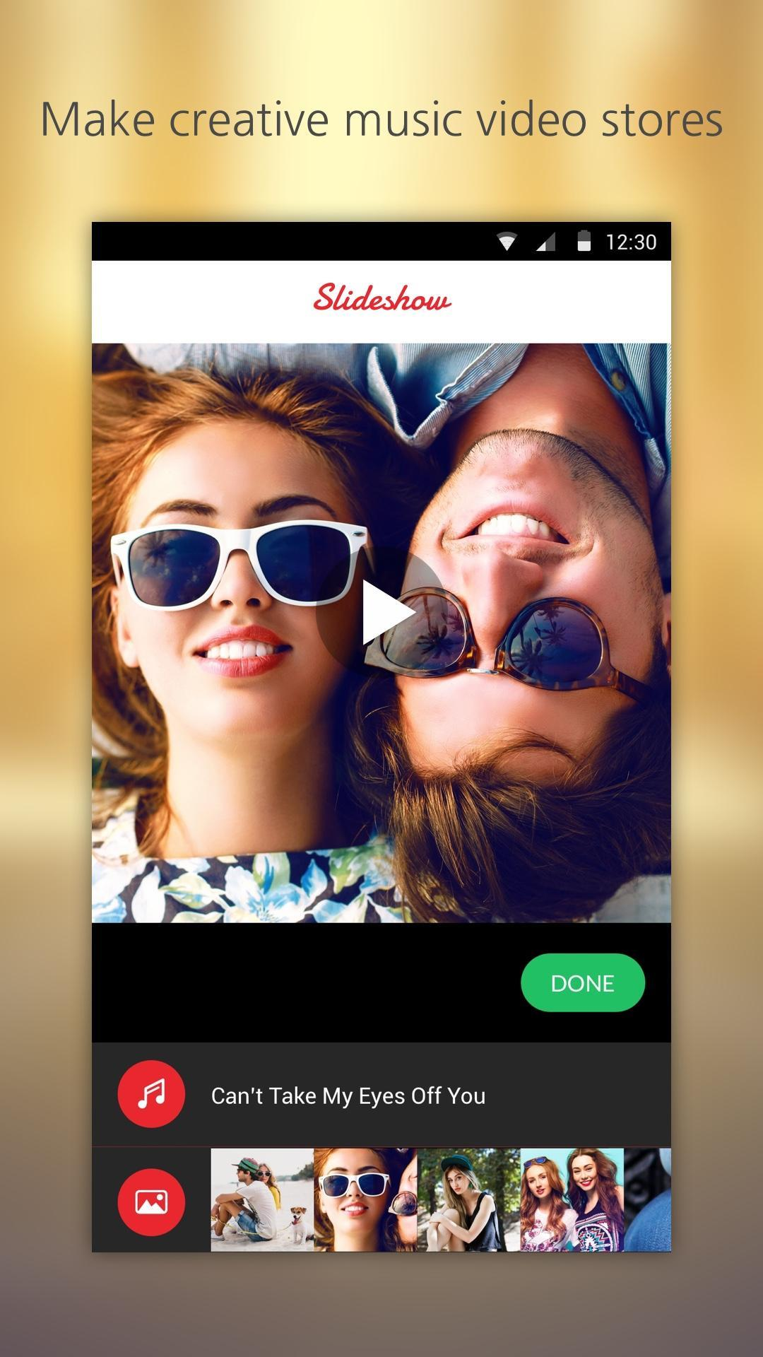 Music Video Maker: Slideshow for Android - APK Download