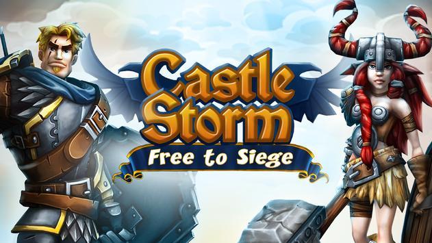 CastleStorm पोस्टर