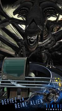 Aliens vs. Pinball Affiche