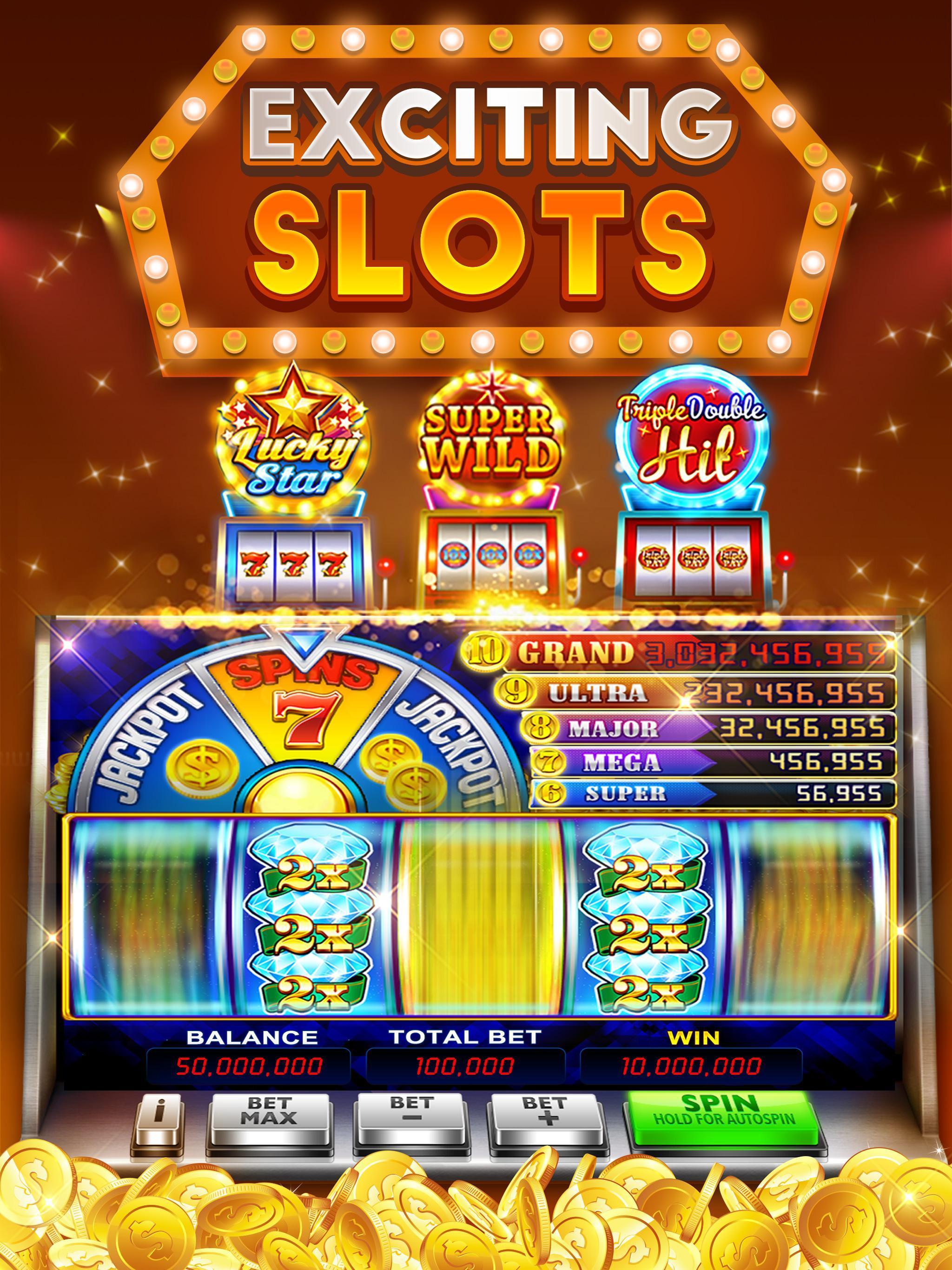 Vegas Slots Games
