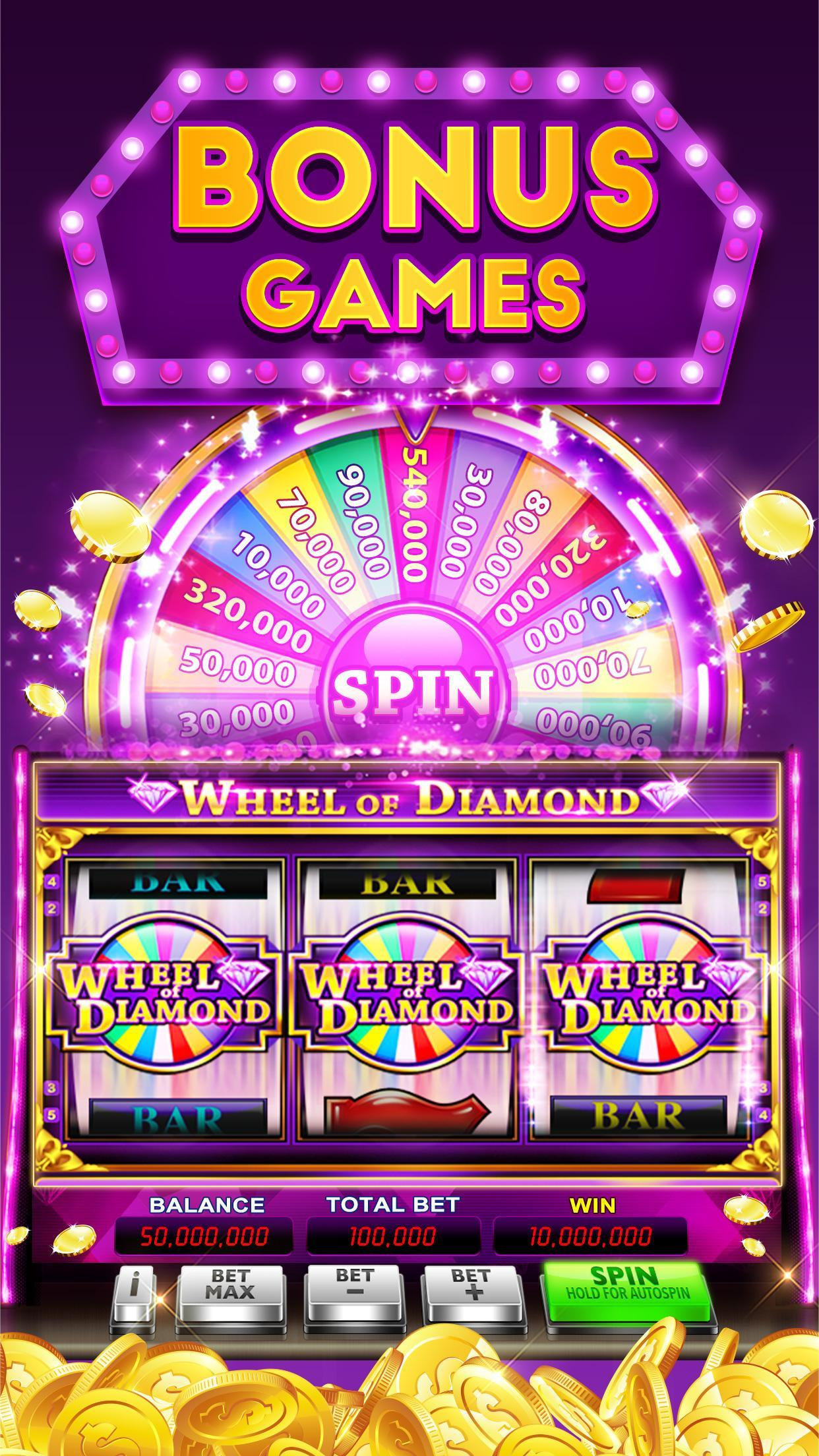 Las Vegas Casino Slot Games