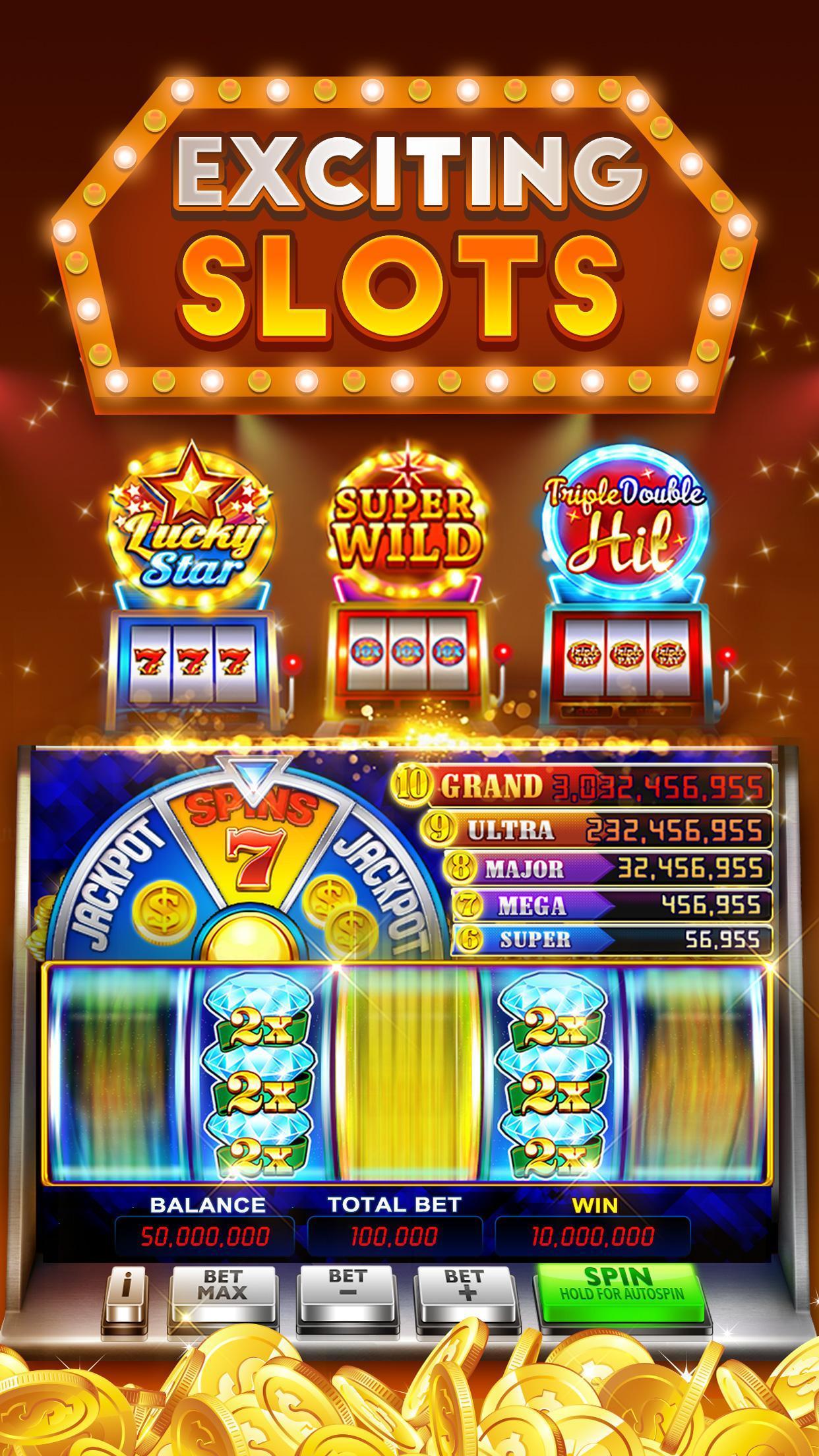 Las Vegas Slots Game