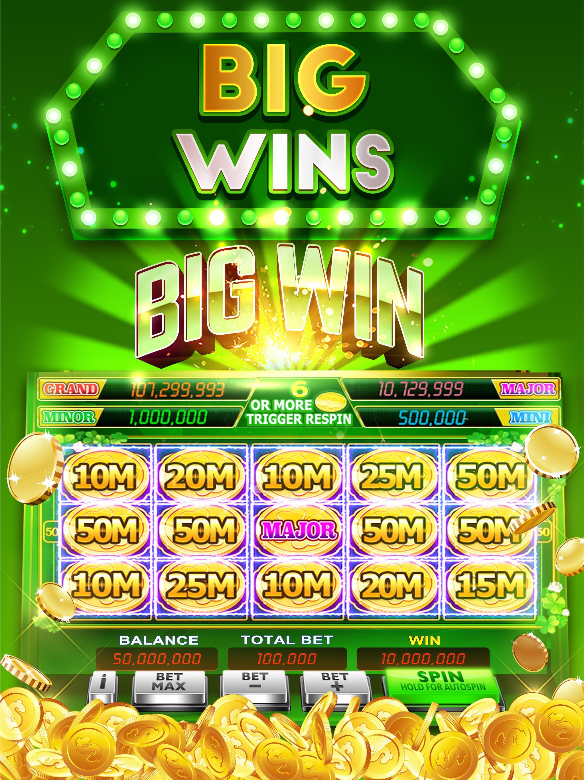 Las Vegas Casino Slots Games