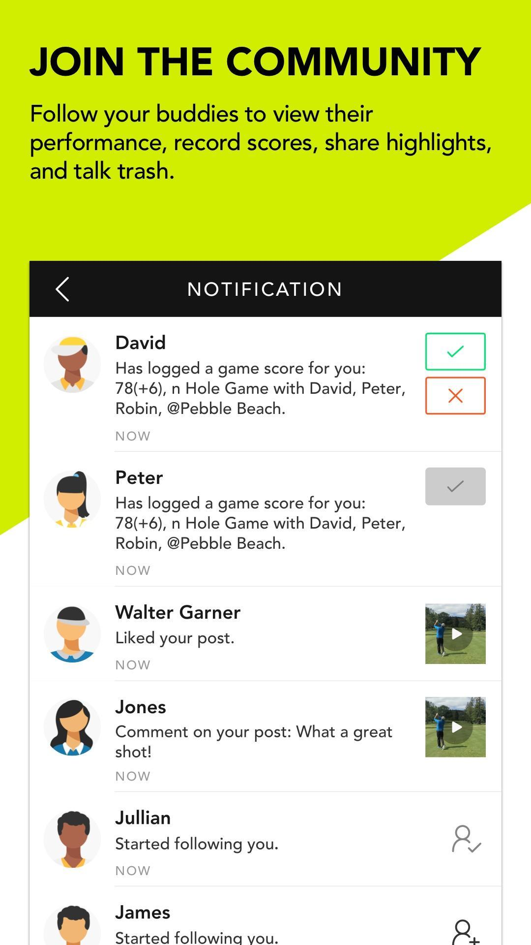 Zepp Golf Swing Analyzer For Android Apk Download